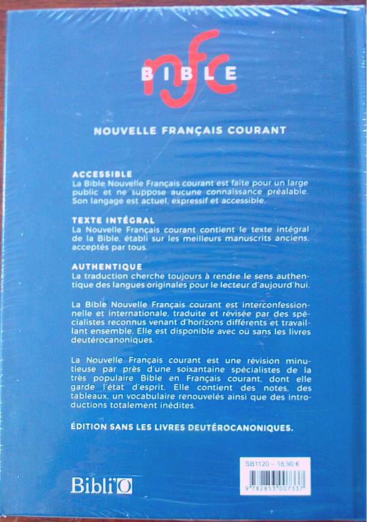 1NFC Cartonnée – Dos